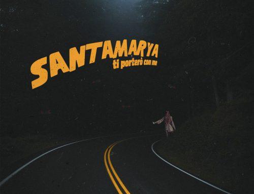 Ti porterò con me: il nuovo singolo dei Santamarya